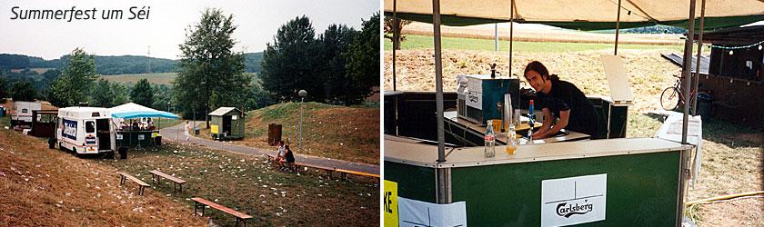 Summerfest um SéI